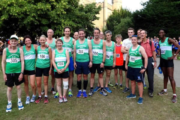 Nonsuch Park Relays